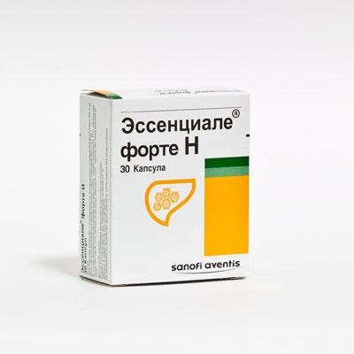Эссливер Форте Инструкция Состав