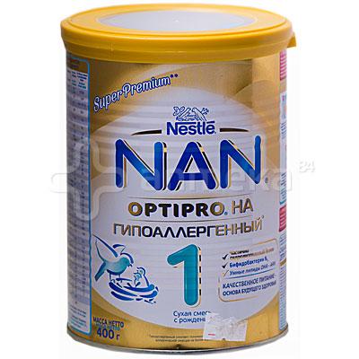 Аллергия на смесь нан оптипро