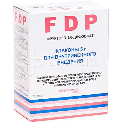 инструкция по применению fdp