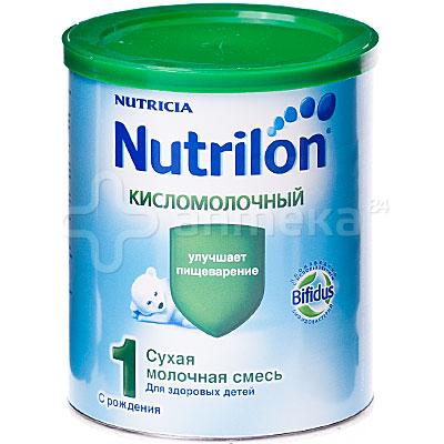 нутрилон кисломолочный аллергия