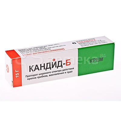 Прочие противогрибковые препараты
