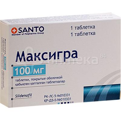 здоровье таблетки силденафил