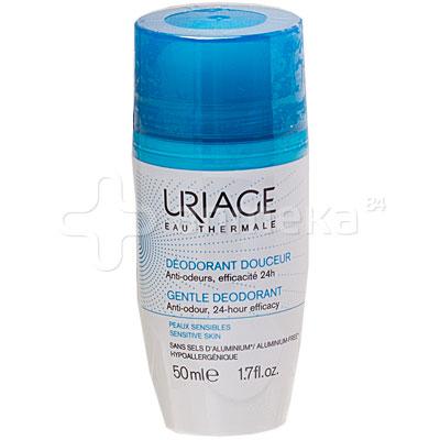 Uriage роликовый дезодорант без солей алюминия